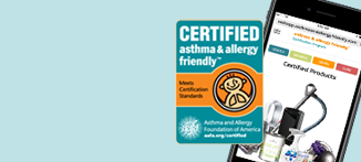 Asthma and Allergy Friendly Certification App