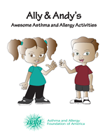 Ally & Andy's Awesome Asthma and Allergy Activity Booklet