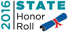 State Honor Roll 2016 logo&