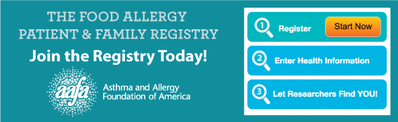 Food Allergy Patient Registry