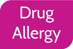 medicine drug allergy