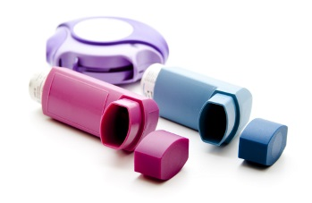 different types of asthma inhalers
