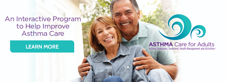 Asthma Care for Adults Slider