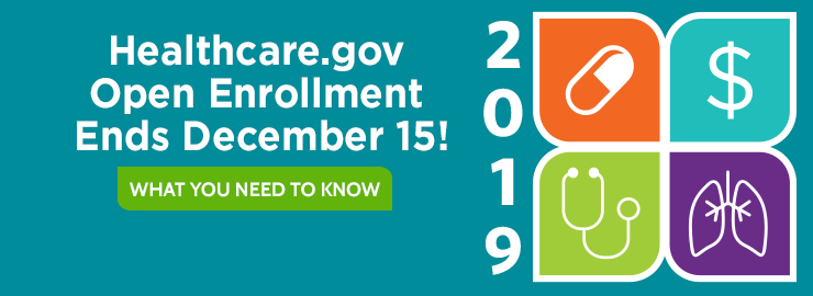 Healthcare Open Enrollment 2019