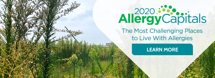 The Most Challenging Places to Live with Allergies