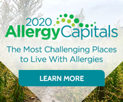 Allergy Capital 2020