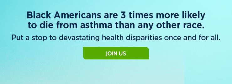 Black americans more likely to die from asthma