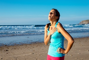 exercise induced bronchoconstriction asthma