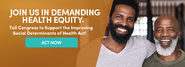 demand health equity now